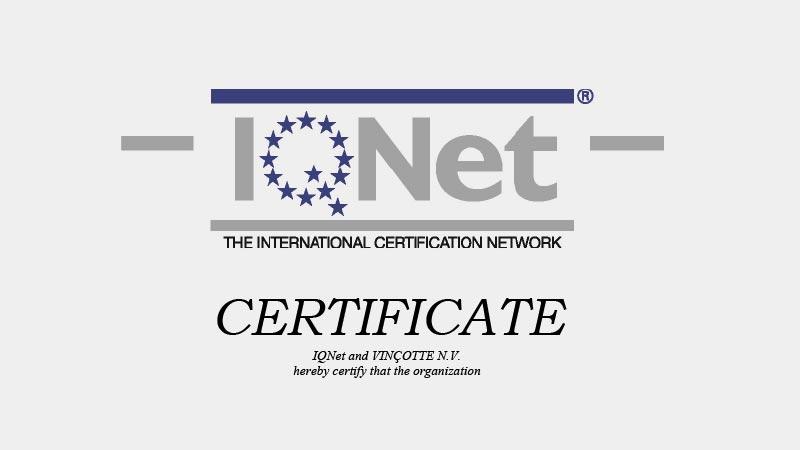 Successful ISO 9001 surveillance audit