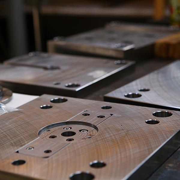 Tool shop, szerszámüzem, Werkzeugbau